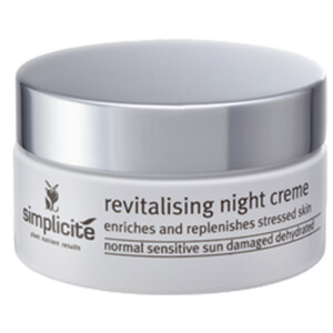Simplicite Revitalising Night Creme