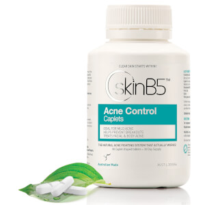 SkinB5 Acne Control Supplement Caplets x 90