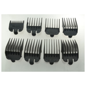 Wahl Plastic Clipper Guide Comb Attachment Size 1-8