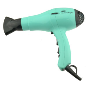 Wahl Supadryer 1800 Ionic Hair Dryer Duck Egg Blue