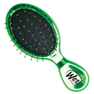 WetBrush Pro Lil Dazzler Hair Brush - Green