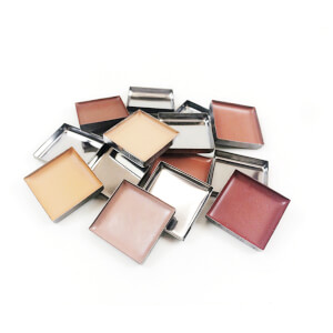 Z palette Square Metal Pans - 10 Pack