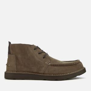 TOMS Men's Nubuck Chukka Boots - Sable