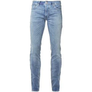 Jack & Jones Originals Men's Tim 722 Slim Fit Jeans - Blue Denim