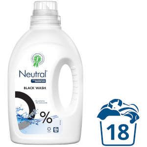 Neutral 0% Black Liquid Laundry Detergent 1080ml