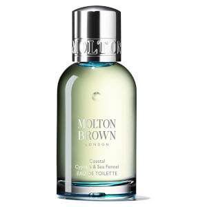 Molton Brown Coastal Cypress & Sea Fennel Eau de Toilette 50 ml