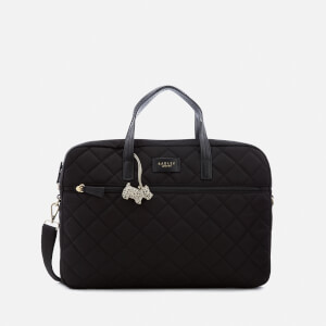 Radley Women's Hilly Fields Large Laptop Multiway Bag - Black