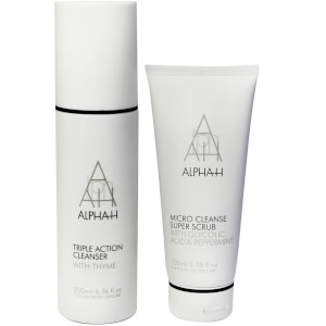 Alpha-H Fresh Skin Essentials Duo (Worth £60.95)
