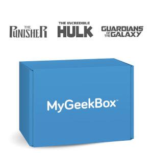 My Geek Box April Mega Box - Marvellous