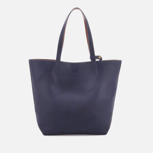 Joules Women's Revery Bright Reversible Shoulder Bag - French Navy