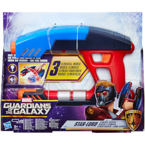 Marvel Guardians of the Galaxy Star-Lord Elemental Blaster