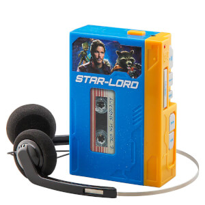 Guardians of the Galaxy Mini Boombox with Headphones