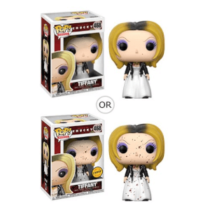 Bride of Chucky Tiffany Funko Pop! Figuur (Kans op Chase)