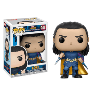 Figurine Pop! Loki Sakaarian Thor: Ragnarok