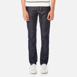 Nudie Jeans Men's Grim Tim Jeans - Dry Open Navy