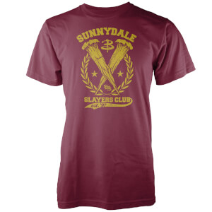 Buffy The Vampire Slayer Sunnydale Slayers Club T-Shirt