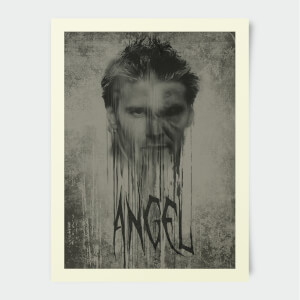 Poster Buffy Contre les Vampires Angel 30 x 40 cm