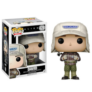 Figurine Pop! Vinyl David Alien