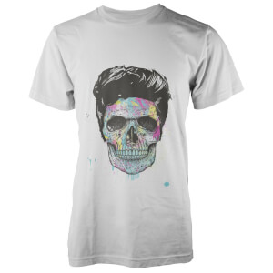 Balazs Solti Colour Your Death White T-Shirt