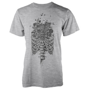 Balazs Solti New Life Grey T-Shirt