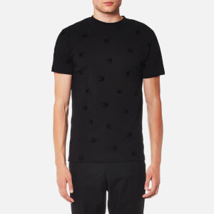 McQ Alexander McQueen Men's Swallow T-Shirt - Darkest Black
