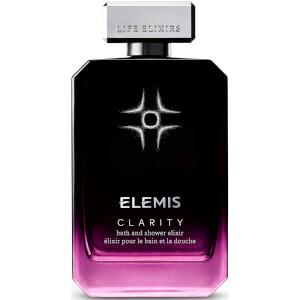 Elemis Life Elixirs Clarity Bath and Shower Elixir (エレミス ライフ エリクサーズ クラリティ バス&シャワー エリクサー) 100ml