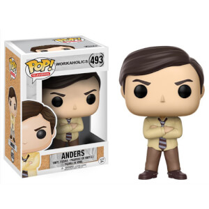 Workaholics Anders Pop! Vinyl Figure