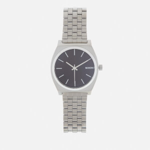 Nixon Men's The Time Teller Watch - Black
