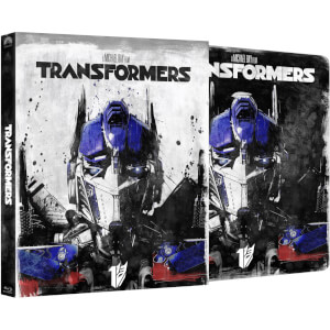Transformers - Zavvi UK Exclusive Limited Edition Steelbook With Slipcase