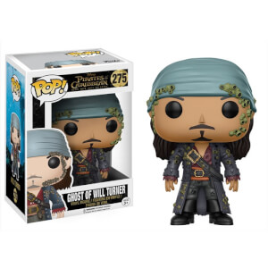 Pirates of the Caribbean Ghost of Will Turner Pop! Vinyl Figure