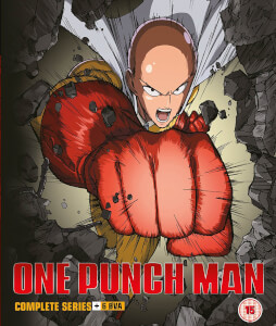 One Punch Man Collection 1 (Episodes 1-12 + 6 OVA) Collector's Edition