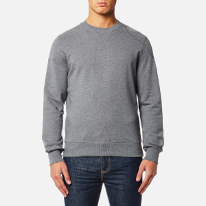 Belstaff Men's Jefferson Sweatshirt - Dark Grey Melange