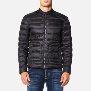 Belstaff Men's Halewood Solid Blouson Jacket - Black