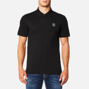 Belstaff Men's Stannett Polo Shirt - Black