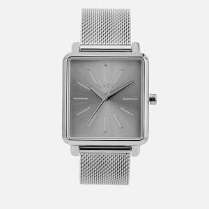 Nixon Women's The K Squared Milanese Watch - Silver