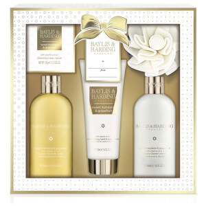 Baylis & Harding Sweet Mandarin and Grapefruit 5 Piece Set