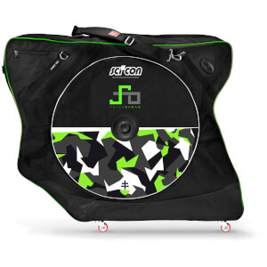 Scicon Aerocomfort 2.0 TSA Bike Bag - Peter Sagan Edition