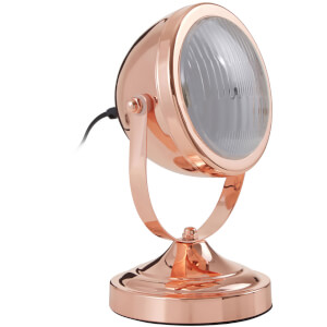 Fifty Five South Jasper Table Lamp - Copper