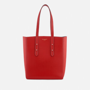 Aspinal of London Women's Essential Tote Bag - Scarlet