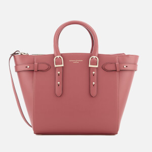Aspinal of London Women's Marylebone Medium Tote Bag - Blush