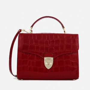 Aspinal of London Women's Mayfair Cross Body Bag - Red