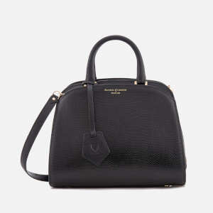 Aspinal of London Women's Mini Hepburn Bag - Jet Black