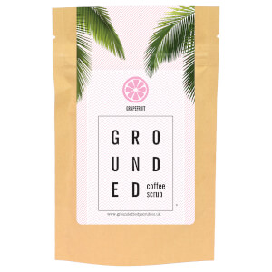 Grounded Coffee Scrub 200g - Grapefruit