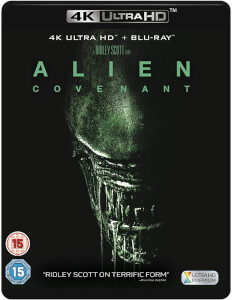 Alien Covenant - 4K Ultra HD (Includes UV Copy)