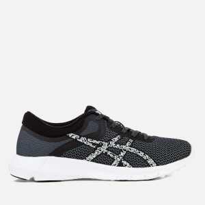 Asics Running Women's Nitrofuze 2 Trainers - Black/Grey/Carbon