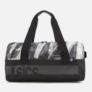 Asics Men's Training Gym Bag - Performance Black/White
