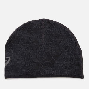 Asics Men's Graphic Beanie - Performance Black