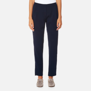 GANT Women's Relaxed Pants - Navy