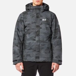 Jack Wolfskin Men's Mountain Edge Jacket - Black