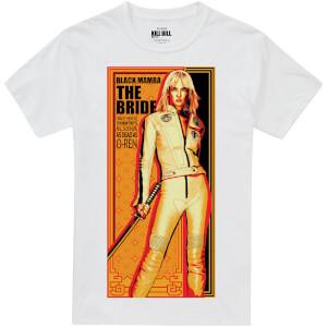 T-Shirt Homme Kill Bill La Mariée - Noir